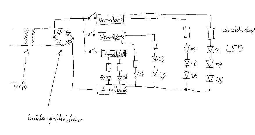 beleuchtung von h user modellbahnforum ch. Black Bedroom Furniture Sets. Home Design Ideas